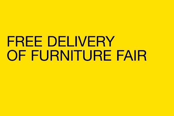家具配送料無料
