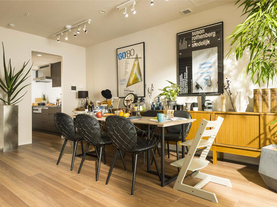Living Space リビング・スペース プロデュース