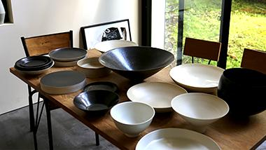 はたらく器、おいしい皿。2018 吉田直嗣さんの工房を訪ねて