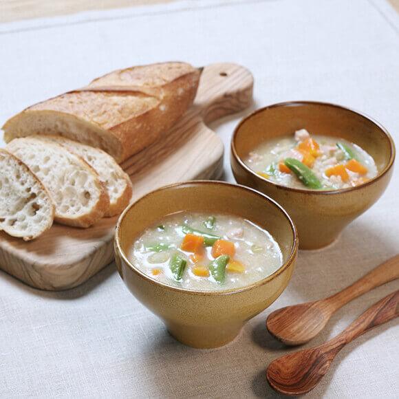 スコッチブロス(大麦と野菜のスープ)